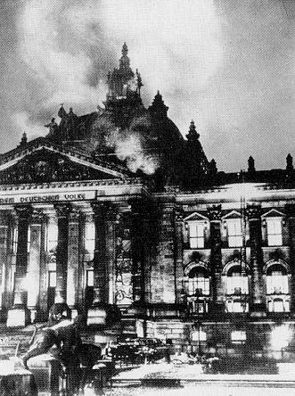 The Reichstag Fire