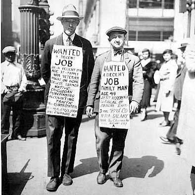 Important Men In The Great Depression 47